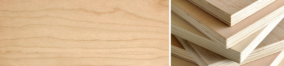 Cerisier Bois Franc : APA Plywood Grades Explained